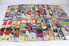Vintage 1980s STREET RODDER Magazines Lot of 26 Issues Cars STREET RODDING ILLUS