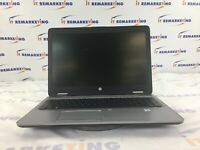 HP ProBook 650 G2 Core i7-6600U 2.6GHz 256GB SSD 8GB DDR4 RAM BIOS LOCKED -READ