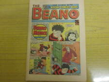 December 12th 1987, BEANO, Robert McNabb, Leonora Harrington, Shona Nisbett.