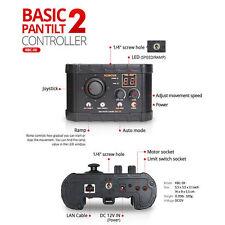 Konova Basic Pan Tilt Controller Compatible Motorized Timelapse Pan Tilt System
