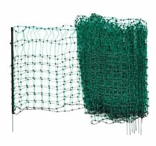 Kerbl Filet Simple Pointe pour Lapin Vert 25 M x 65 cm