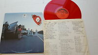 BATTERED WIVES - Self Titled s/t 1978 PUNK Canada + Lyric Inner RED VINYL (LP)