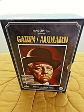 Edition collector 6 DVD-Coffret Gabin/Audiard-René Chateau-neuf sous blister