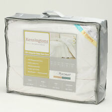 Kensingtons 100 Pure Hungarian Goose Down Single Bed Luxury Duvet All Togs 10.5 Tog