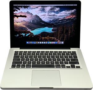 """13"""" Apple MacBook Pro 8GB OSx-2017 HIGH SIERRA 1TB SSD H - 3 YEAR WARRANTY"""