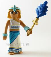Playmobil Egyptien Princesse Palace avec Couronne et Chef Mystère Séries 13 9333