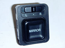 98 HONDA PRELUDE SIDE VIEW MIRROR ADJUSTER CONTROL SWITCH