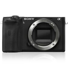 Sony Alpha a6600 Mirrorless Digital Camera (Body) ILCE6600/B