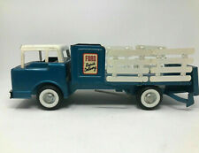 Nylint Pressed Steel 1960's Ford Rapid Delivery Stake Truck