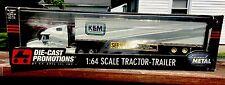 Die-Cast Promotions KLLM transport services tractor and trailer 1:64