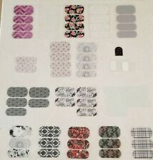 Jamberry Nails Assorted Pedi Packs and Extras