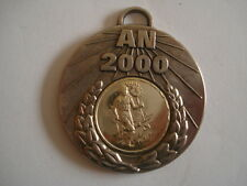 MEDAILLE ATHLETISME AN 2000 CHAMPS NOISIEL