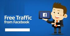FACEBOOK TRAFFIC FOR LIFE+QUALITY ORGANIC WEBSITE TRAFFIC FOR LIFE OF WEBSITE