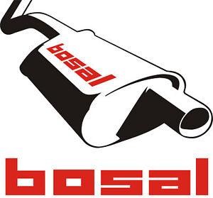 Set of 2 BMW M3 Bosal Rear Exhaust Manifold Flange Gaskets 256-214 11761308686