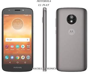 New Motorola Moto E5 Play (XT1921)  16GB  4G (T-Mobile GSM Unlocked)