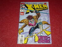 [ Bd Marvel Comics / Dc USA] X-Men Adventures #6 - Temporada II - 1994