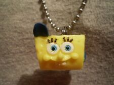 Spongebob Squarepants Cartoon Cute Figure Necklace Collectible Charm Jewelry