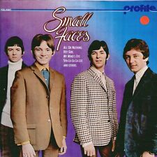 "SMALL FACES "" OMONIMO ( SAME ) "" PROFILE TELDEC LP NUOVO  (IMMACOLATO) 1979"