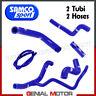 Kit Radiator Hoses Samco Suz-31Bl Blue Suzuki Ltr 450 2006 > 2018