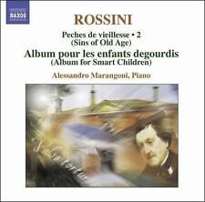 Rossini: Complete Piano Music, Vol. 2 - Péchés de vieillesse, Vol VI - Album pou