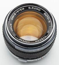 Olympus OM-System Zuiko Auto-S Auto S 50mm 50 mm 1:1.4 1.4