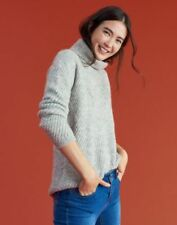 Joules Long Sleeve Grey Jumpers & Cardigans for Women
