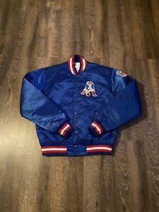 Vintage New England Patriots Satin Starter Jacket