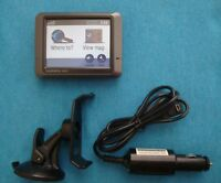 GARMiN NUVi GPS with 2018 FULL SOUTH AMERICA MAPS + BOLIVIA ECUADOR USED GOOD