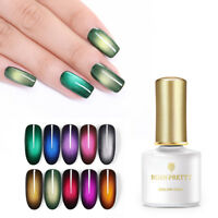BORN PRETTY Glamorous Cat Eye Soak Off UV Gel Polish Nail Art Varnish
