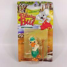"Jacko Kookaburra Figurine The Adventures Of Blinky Bill New Old Stock 4"" Tall"