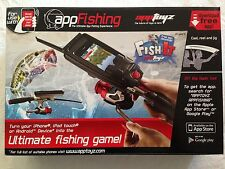 Brand New Sealed Apptoyz Brand AppFishing Device Game Set works with most phones