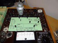 1 Röhre Telefunken CCH1, 22 mA Tube Valve geprüft auf Funke W19 BL925