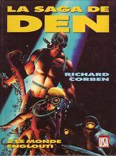Corben Saga de Den 3 Editions USA 1990 TBE
