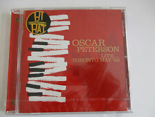Live... Toronto May 93 di Oscar Peterson (2016) - CD NUOVO