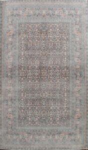 Geometric Classic Ziegler Oriental Turkish Area Rug Wool Home Decor 9x12 Carpet