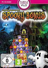 SPOOKY BONUS  3-GEWINNT-SPIEL  PC CD-ROM