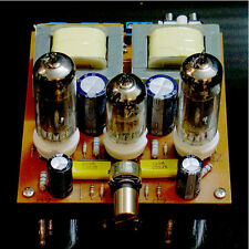 Hi-Fi Stereo 6N2+6P1 Single-ended Class A Tube Amplifier Amp Board DIY Kit