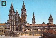 BR90998 santiago de compostela catedral spain plaza del obradoiro