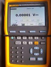 Fluke 754 Calibratore di processo documentare con Hart comunicatore. modello 2017.