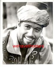 Vintage Guy Williams QUITE HANDSOME '63 CAPTAIN SINBAD Publicity Portrait