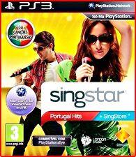 PS3 SINGSTAR LATINO - POTUGAL HITS *30 PORTUGIESISCHE & BRASILIANISCHE KARAOKE *