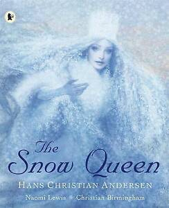 The Snow Queen (Illustrated Classics) Hans Christian Andersen Paperback Book