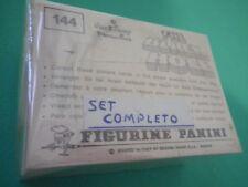 ALBUM THE BLACK HOLE IL BUCO NERO PANINI 1980 SET COMPLETO  Nuove NEW /F3/