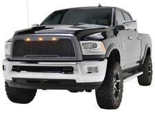 2010 2011 2012 Ram 2500 3500 Raptor Style Grille Led Gray