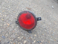 CHEVROLET MATIZ HATCHBACK MODELS 2005 - 2011 DRIVER SIDE REAR BUMPER FOG LIGHT