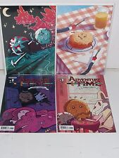 ADVENTURE TIME: CANDY CAPERS #1 - Covers A, B, C, D - RARE VARIANTS + Reg Covers