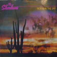 """THE SHADOWS ~ Riders In The Sky ~ 7"""" Single PS"""