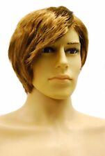 Male Wig Mannequin Head Hair #WG-M10-30A