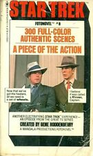 Star Trek Fotonovel #8 A Piece of the Action (1978) Bantam color pb