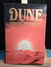 Frank Herbert, Dune, 1st Putnam Edition, 1st Printing, 1984  HC/DJ